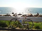 津軽の海岸線