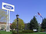 セントポールのフォードの工場